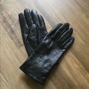 Merona Leather Gloves